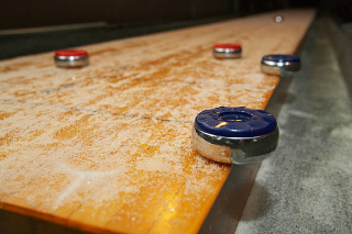SOLO® Shuffleboard Movers Westminster, Maryland.